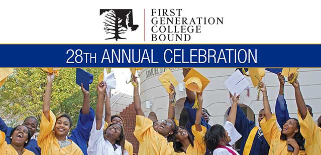 28th Annual Celebration Save The Date