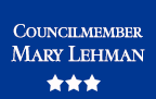 Councilmember Mary Lehman