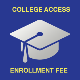 College Success Application Fee-$50