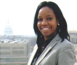 Anita Johnson | White House Intern
